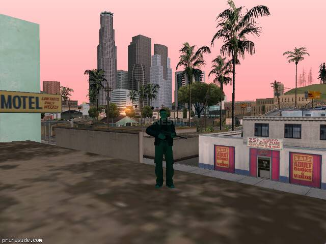 GTA San Andreas weather ID 452 at 9 hours