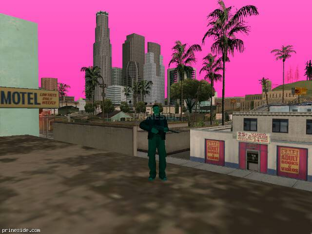 GTA San Andreas weather ID 197 at 12 hours