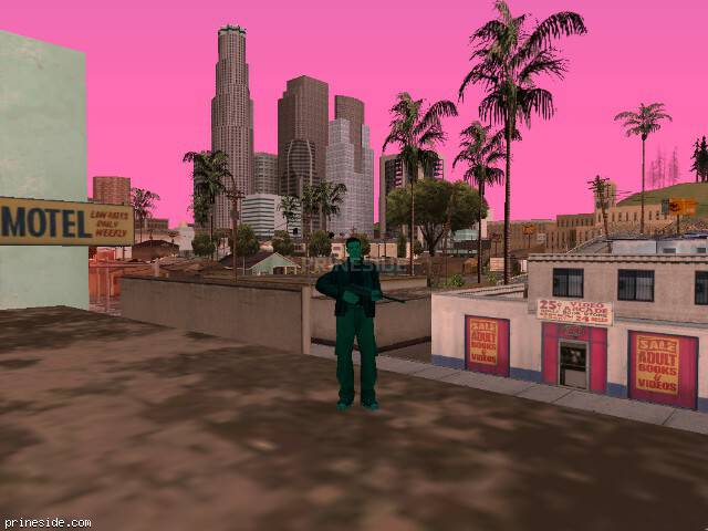 GTA San Andreas weather ID -315 at 15 hours