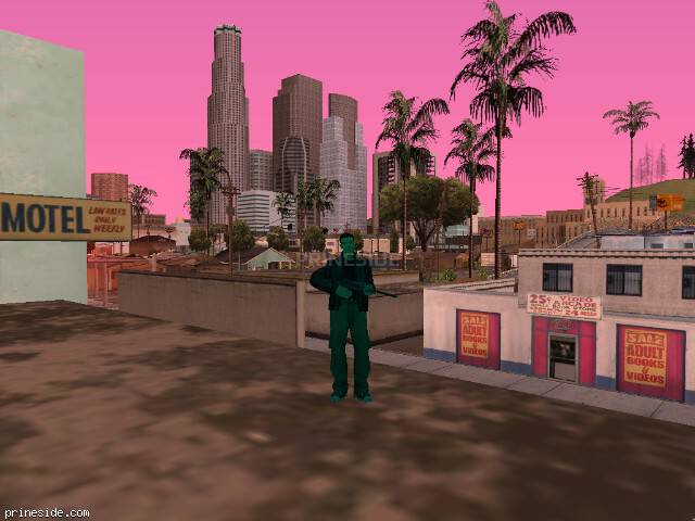 GTA San Andreas weather ID -571 at 16 hours
