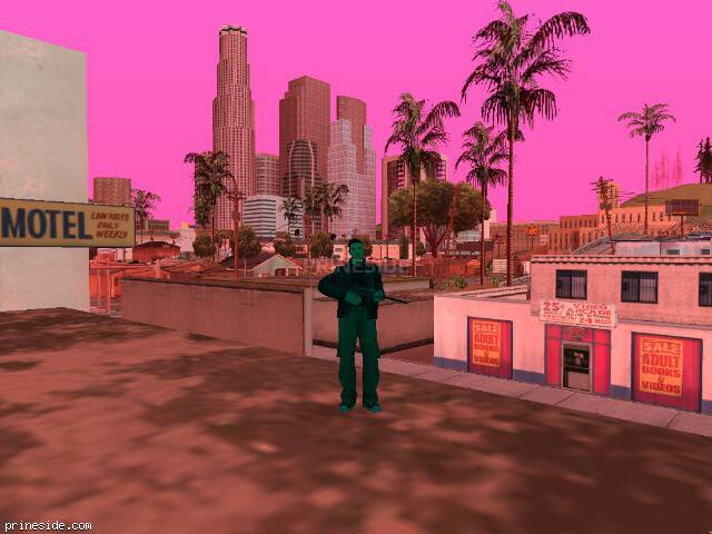 GTA San Andreas weather ID -314 at 11 hours