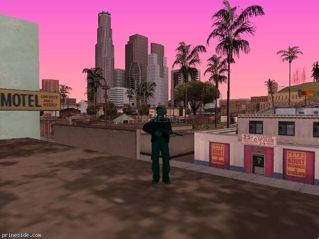 GTA San Andreas weather ID -314 at 8 hours