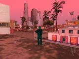 GTA San Andreas weather ID 1991 at 16 hours