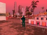 GTA San Andreas weather ID 1991 at 18 hours