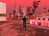 GTA San Andreas weather ID 1991 at 19 hours