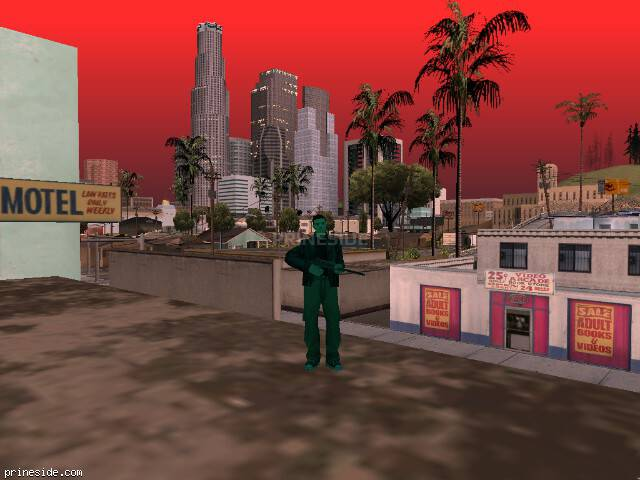 GTA San Andreas weather ID 1223 at 20 hours