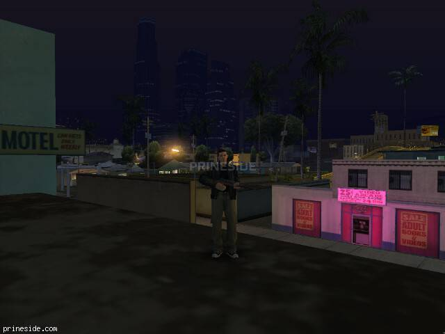GTA San Andreas weather ID 2 at 0 hours