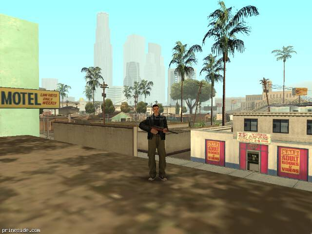 GTA San Andreas weather ID 2 at 10 hours