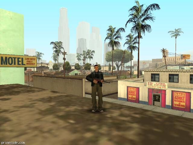 GTA San Andreas weather ID 2 at 12 hours
