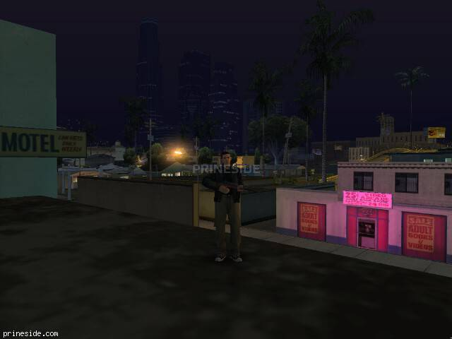 GTA San Andreas weather ID -510 at 1 hours