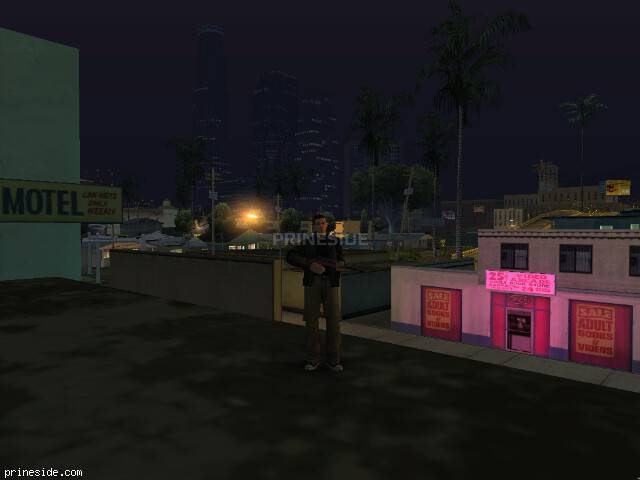 GTA San Andreas weather ID -254 at 3 hours