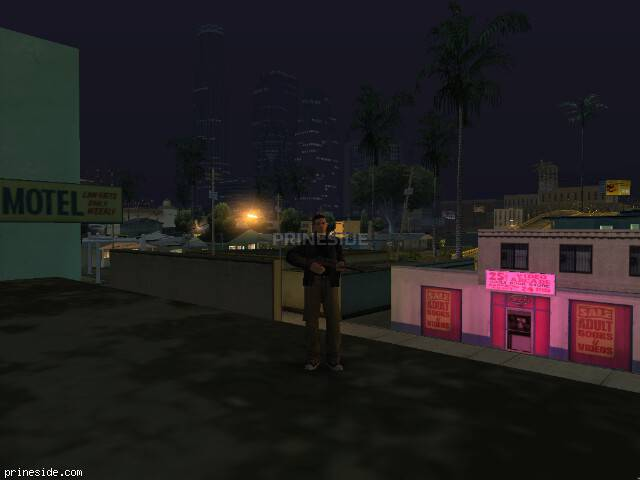 GTA San Andreas weather ID 258 at 4 hours