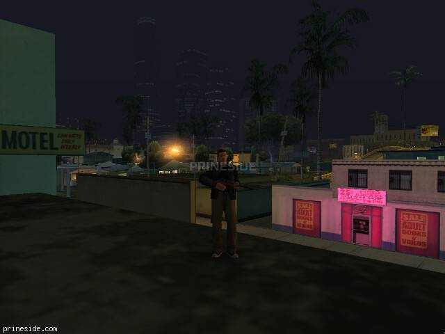 GTA San Andreas weather ID 258 at 5 hours