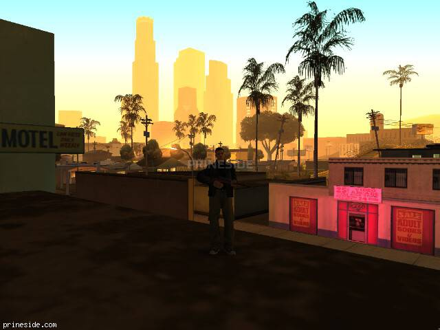 GTA San Andreas weather ID -510 at 6 hours