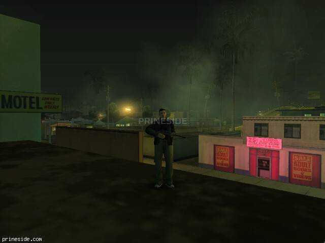 GTA San Andreas weather ID -1004 at 0 hours