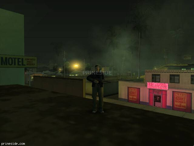 GTA San Andreas weather ID 532 at 1 hours