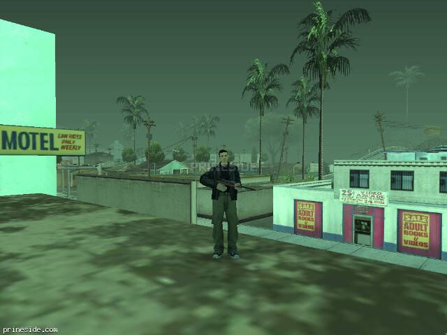 GTA San Andreas weather ID 532 at 20 hours