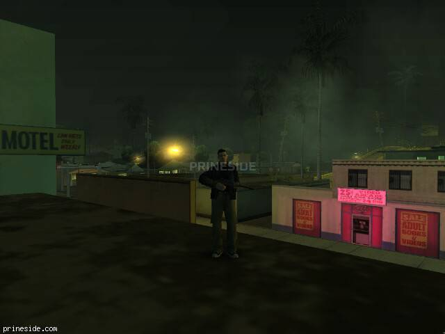 GTA San Andreas weather ID 276 at 3 hours