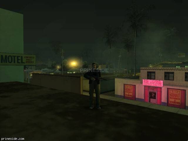 GTA San Andreas weather ID -236 at 6 hours