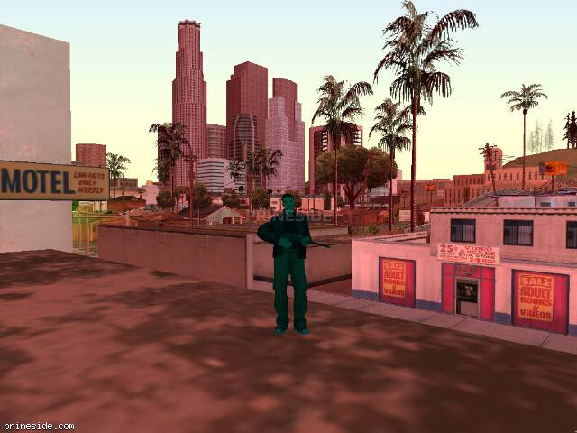 GTA San Andreas weather ID 201 at 15 hours