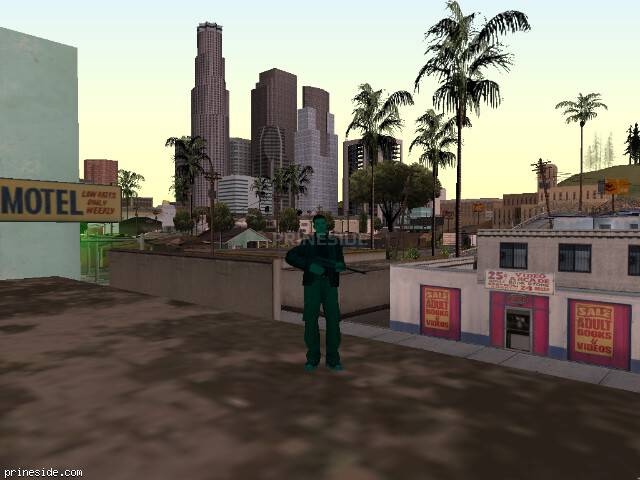 GTA San Andreas weather ID 202 at 14 hours
