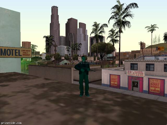 GTA San Andreas weather ID 458 at 16 hours