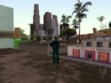 GTA San Andreas weather ID -54 at 18 hours
