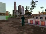 GTA San Andreas weather ID -54 at 19 hours