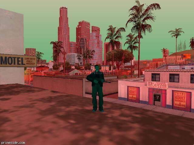 Просмотр погоды GTA San Andreas с ID 202 в 20 часов