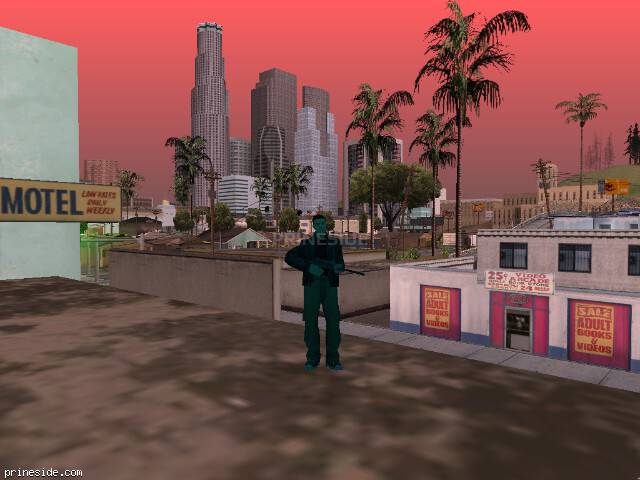 GTA San Andreas weather ID 716 at 18 hours