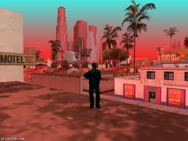 Просмотр погоды GTA San Andreas с ID 461 в 11 часов