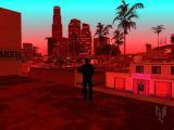 GTA San Andreas weather ID 205 at 22 hours