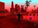 GTA San Andreas weather ID 205 at 23 hours