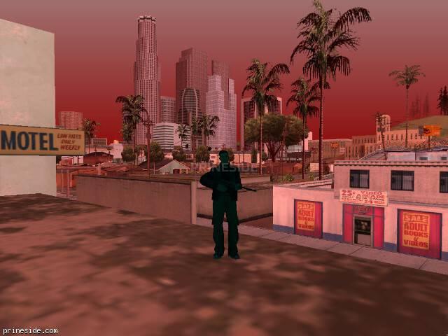 Просмотр погоды GTA San Andreas с ID 205 в 9 часов