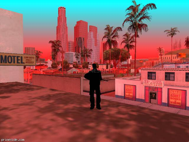 GTA San Andreas weather ID 974 at 13 hours