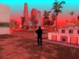GTA San Andreas weather ID 206 at 13 hours