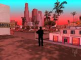 GTA San Andreas weather ID 206 at 17 hours