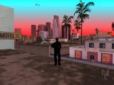 GTA San Andreas weather ID 206 at 19 hours