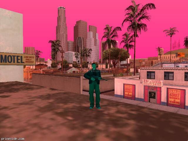 GTA San Andreas weather ID -561 at 12 hours
