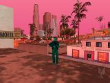 GTA San Andreas weather ID 207 at 14 hours