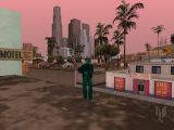 GTA San Andreas weather ID 463 at 16 hours
