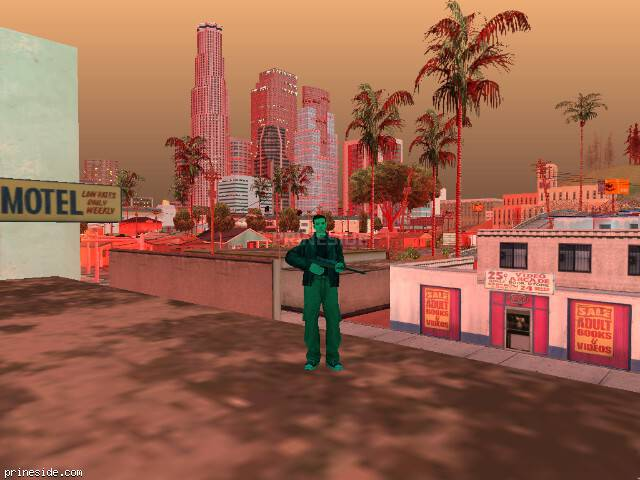 GTA San Andreas weather ID -561 at 20 hours