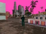 GTA San Andreas weather ID 208 at 11 hours