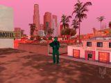 Просмотр погоды GTA San Andreas с ID 208 в 15 часов