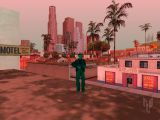 GTA San Andreas weather ID 208 at 17 hours