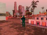 Просмотр погоды GTA San Andreas с ID 208 в 17 часов