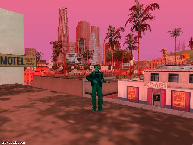 GTA San Andreas weather ID 209 at 12 hours