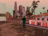 GTA San Andreas weather ID 209 at 17 hours