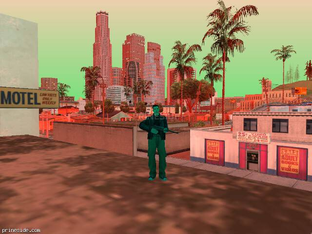 GTA San Andreas weather ID 210 at 20 hours