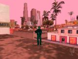 GTA San Andreas weather ID 211 at 11 hours